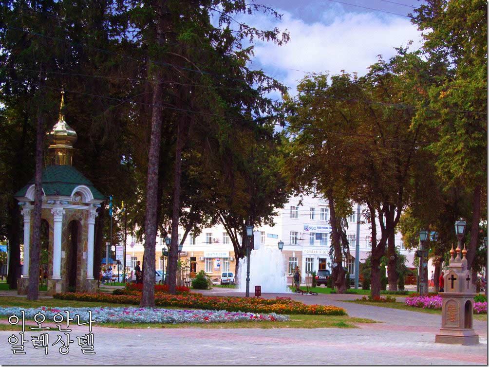 Покровский памятный знак