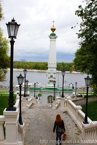 Сходи до Пам'ятника Магдебурзькому праву