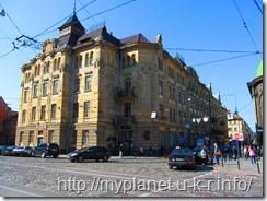 Дом кредитного союза Днестр