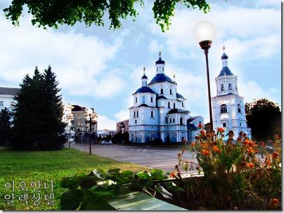 Свято-Воскресенский кафедральный собор в Сумах