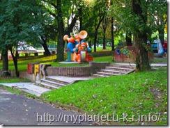 Скульптура ЦИРК