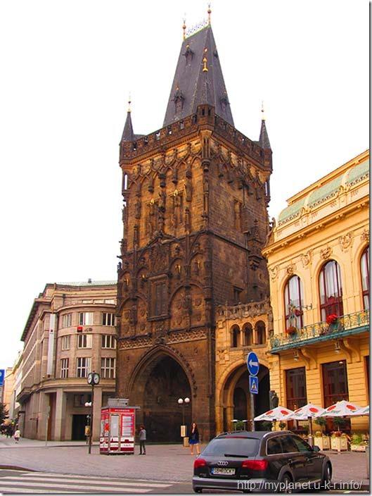 Пороховая башня (Прага)