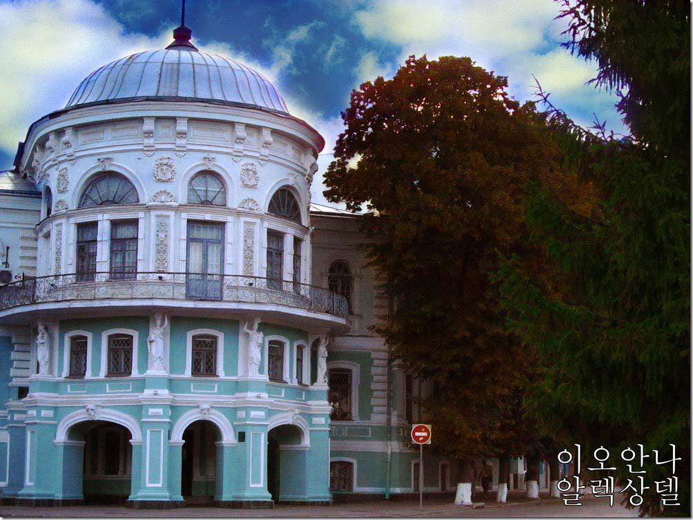 Краеведческий музей в г. Сумы