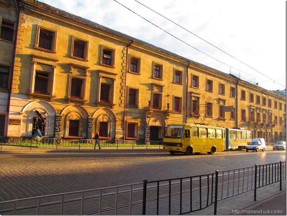 Тюрьма Бригидки
