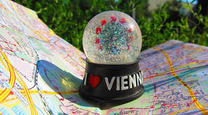 На один день в Вену из Праги
