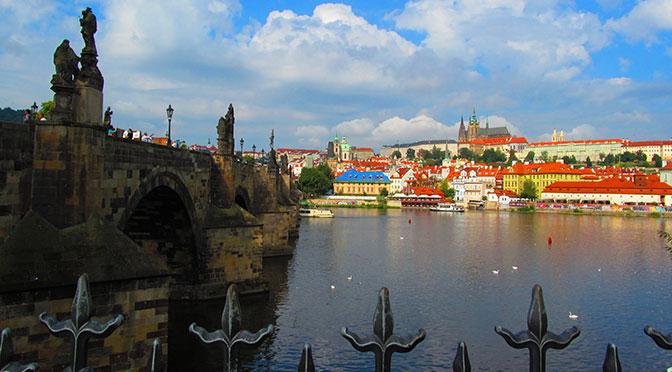 Прага — город, где оживают сказки. Ч1