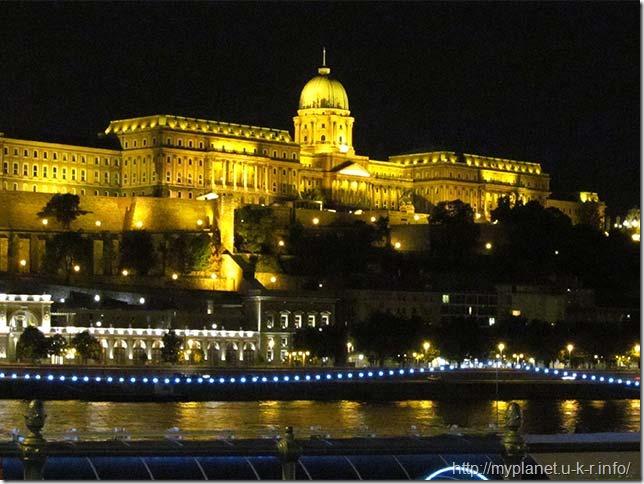 Резиденція угорських королів у Будапешті - Budai Vár