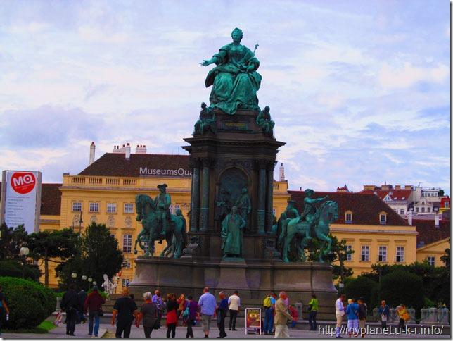 Пам'ятник Марії Терезії у Відні