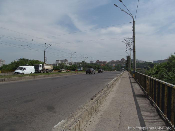Мост в Харькове