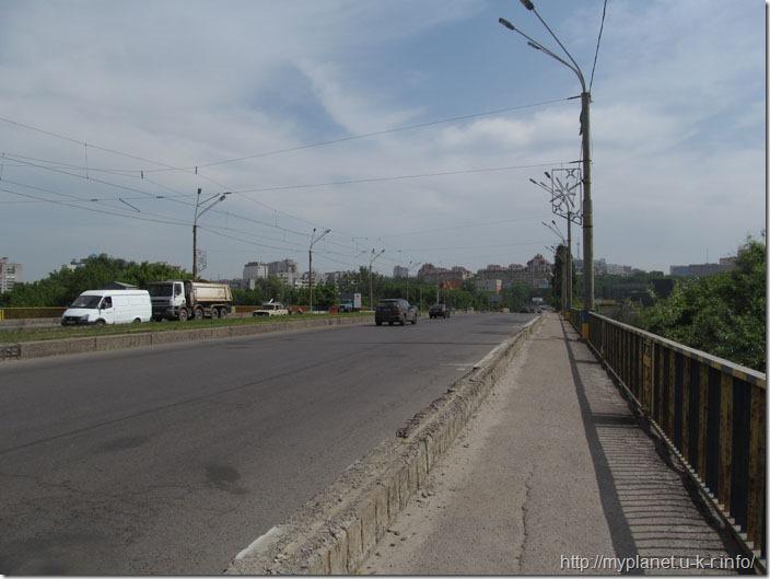 Міст в Харкові