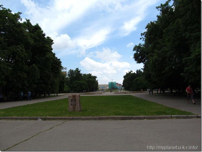 Камень Героям, которые погибли за свободу и независимость Украины