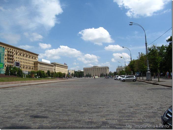 Майдан Свободи в Харкові