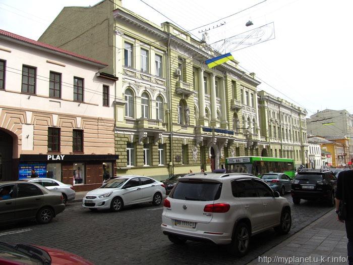 Еще здание досоветских времен
