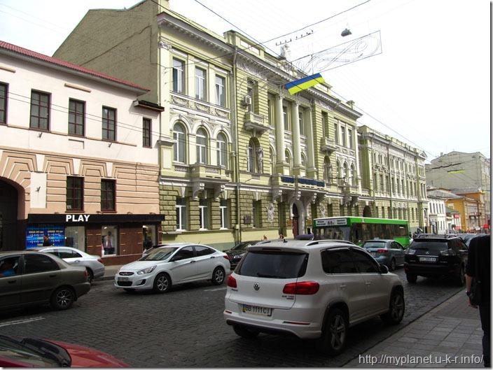 Ще одна будівля дорадянських часів