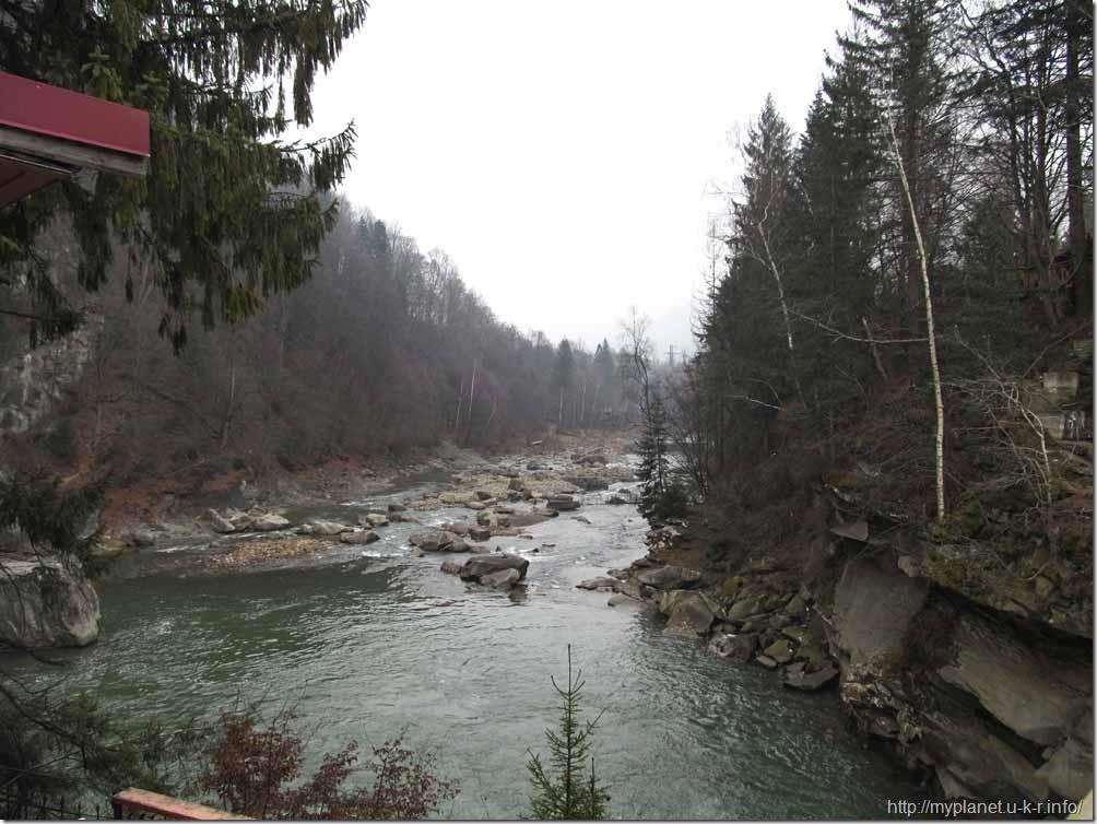 И еще один ракурс реки