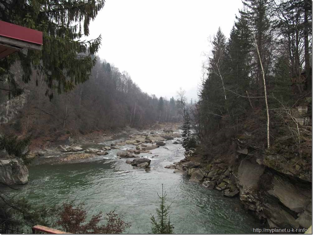 Річка Прут з іншого ракурсу