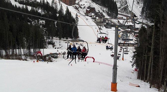Буковель – отзыв человека, который не умеет кататься на лыжах