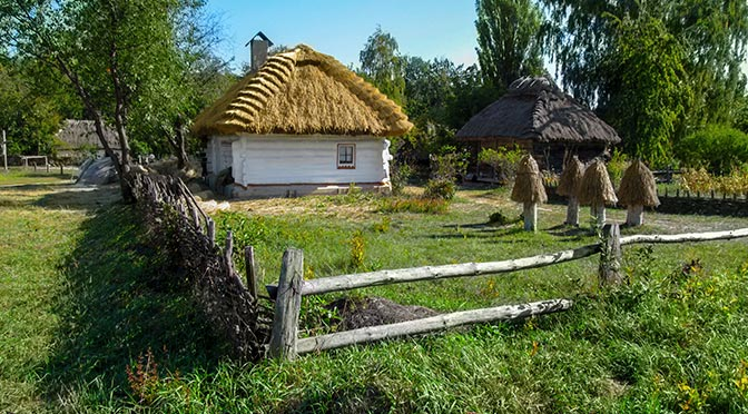 "The Museum of Folk Architecture and Life of Ukraine ""Pirogovo"" – unique attraction of touristic Kiev"