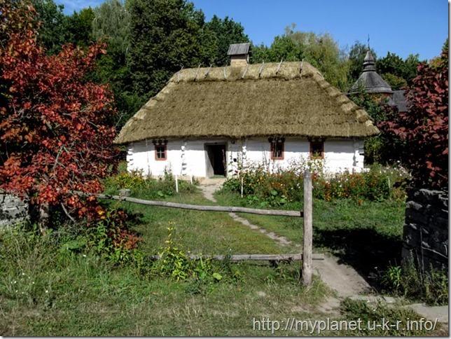 Ще одна українська хатина