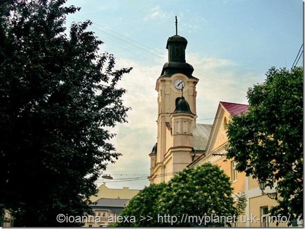 Костел святого Юрия (Георгия)