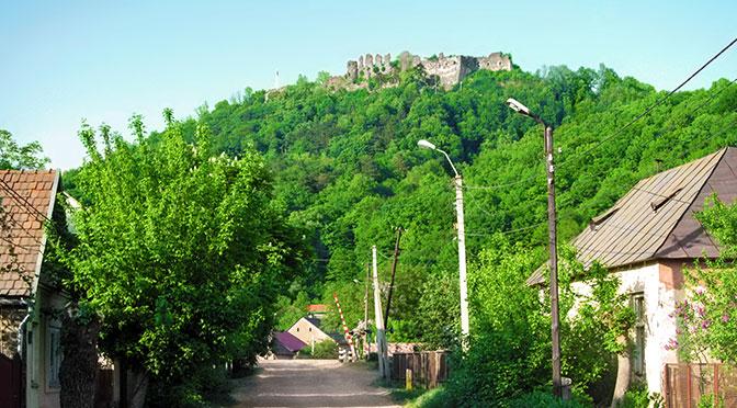 3 места, которые нужно посетить в Хусте. Хустский замок