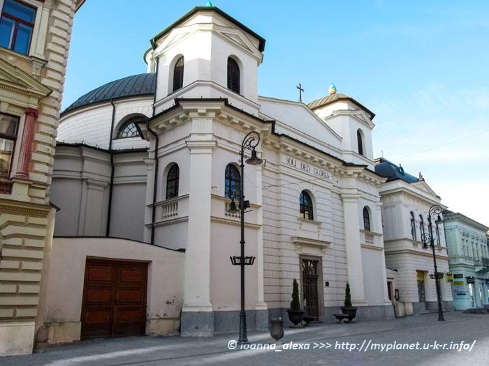Евангелическая церковь на Млынской улице в Кошице