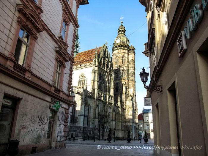 Собор Святой Елизаветы Венгерской