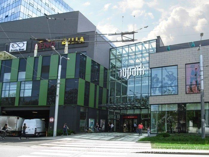 ТЦ Aupark в Кошице