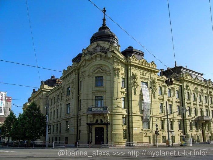 Восточно-словацкий музей (Východoslovenské múzeum)