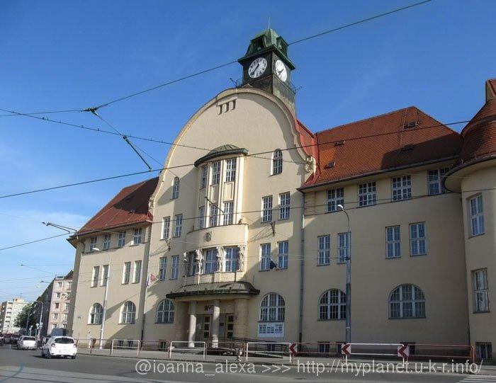 Местное самоуправление Старого города Кошице на улице Hviezdoslavova 7