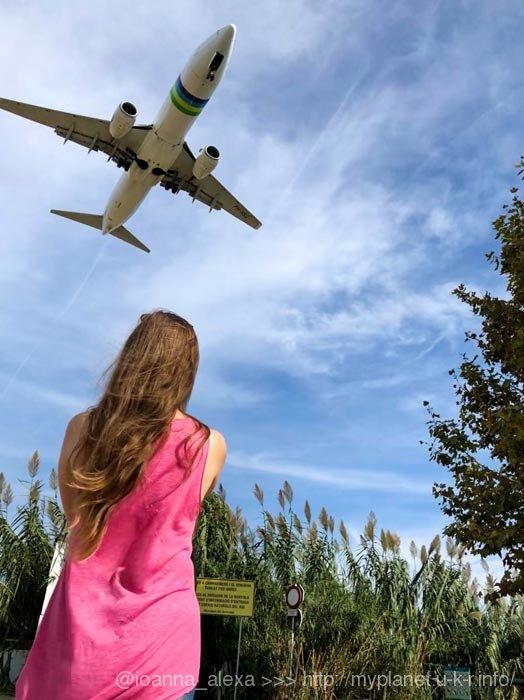 В ожидании своего самолета… :)
