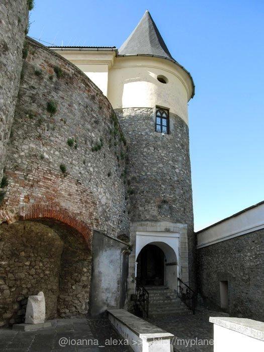 Башня Дьердя Ракоци в Мукачевском Замке Паланок